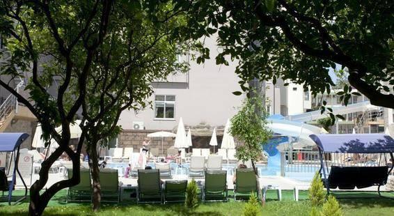 Monart City Hotel (Ex.My Ayatap Hotel)