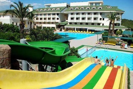 Side Breeze Hotel (Ex. Monachus Park)