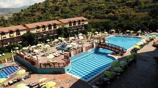 Nox Inn Club (Ex. Limoncello Konakli Beach)