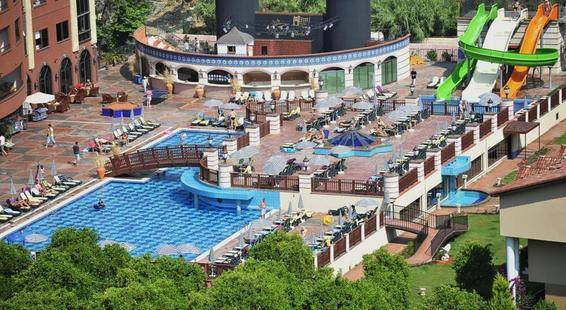 Smart Limoncello Konakli Beach ( Ex. Club Konakli Hotel)