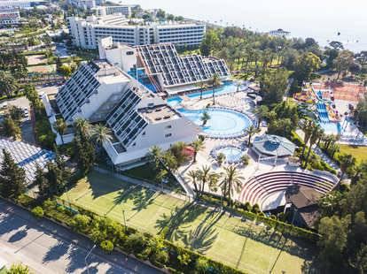 Queen's Park Goynuk Hotel