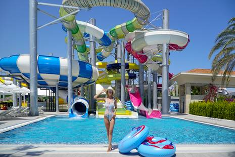 Queens Park Tekirova Resort & Spa