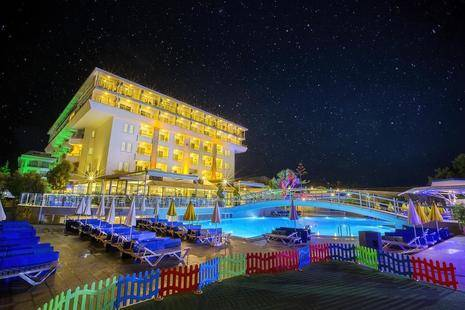 Smartline Numa Konaktepe (Ex. Konaktepe Hotel)