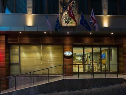 Olimpiyat Hotel