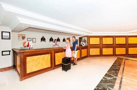 Larissa Stone Palace (Ex.Maxholiday Hotels Stone Palace Side, Ex.Vera Stone Palace)
