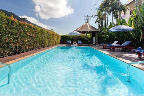 Simply Resort By Metadee (Ex.Eazy Resort )