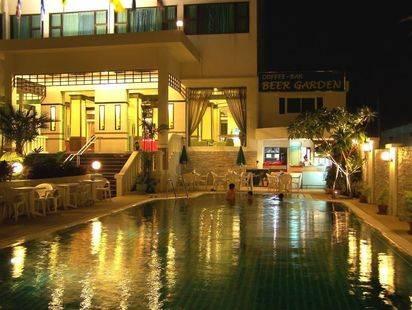 Swan Beach Resort Jomtien