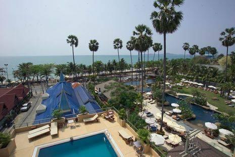 Eurostar Jomtien Beach Hotel & Spa