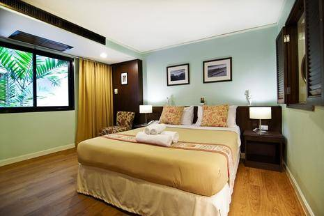 The Jomtien Twelve Boutique Hotel