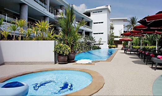 The Bliss South Beach Patong