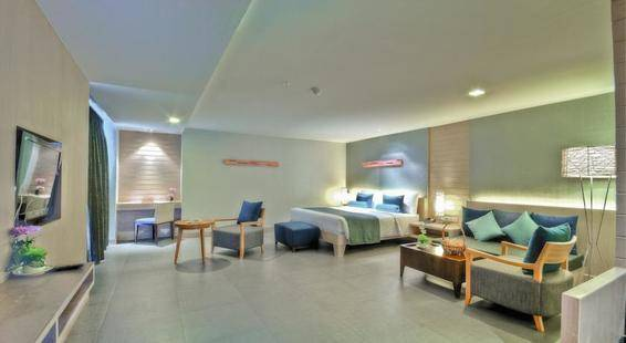 The Ashlee Heights Patong Hotel & Suites (Ex.Citrus Heights Patong)