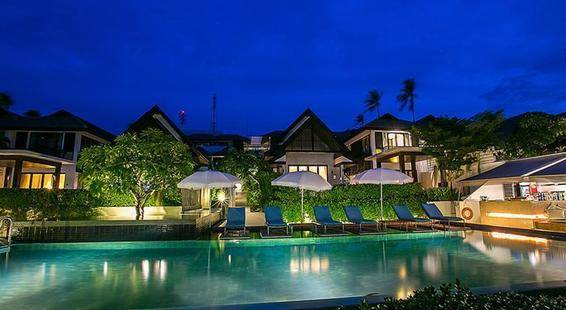 The Sea Koh Samui Boutique Resort And Residences