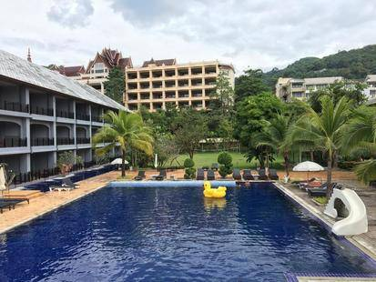 Ramada Aonang By Wyndham (Ex. Aonang Nagapura Resort & Spa)