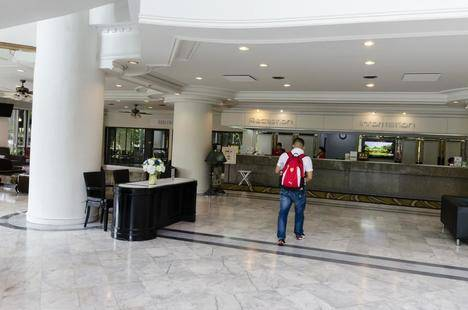 First Pacific Hotel And Convention (Ex. Town In Town Hotel Pattaya)