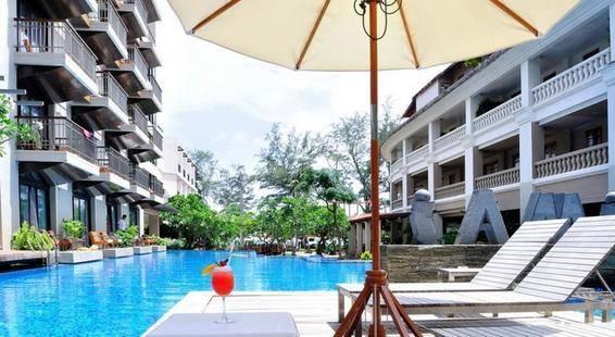 Baan Laimai Beach Resort