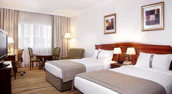Excelsior Hotel Downtown (Ex. Holiday Inn Downtown Dubai)