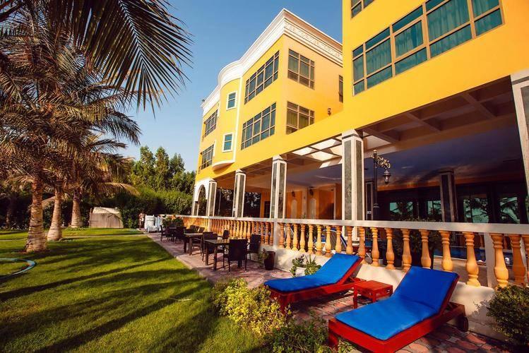 Sahara Beach Resort & Spa (Ex. Royal Beach Resort & Spa Sharjah)
