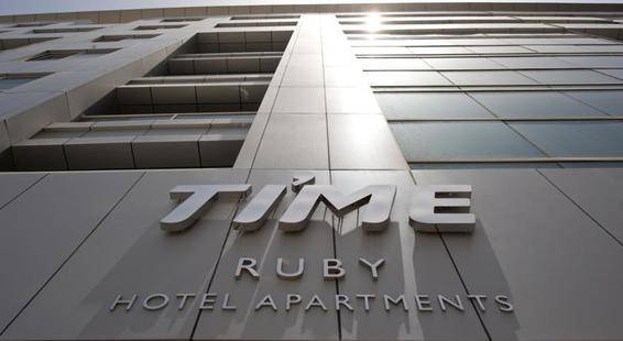 Time Ruby Hotel Apartments