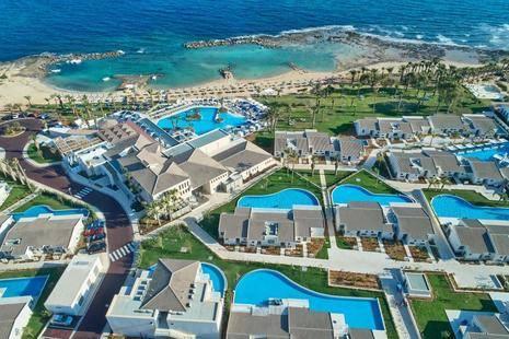 Atlantica Mare Village Ayia Napa (Ex.Kermia Beach Bungalow Hotel)