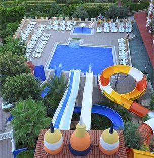 Club Paradiso Hotel & Resort