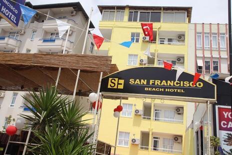 San Franscisco Beach Hotel (Ex. Europa Beach Hotel)