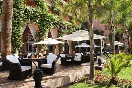 Sofitel Marakech Lounge & Spa