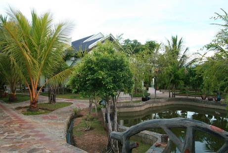 Con Ga Vang Resort