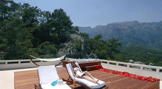 Phaselis Hill Resort
