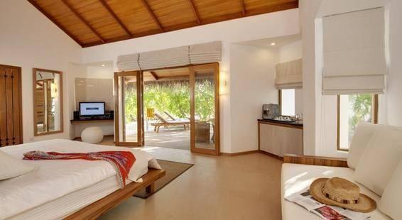 Maafushivaru Maldives Resort