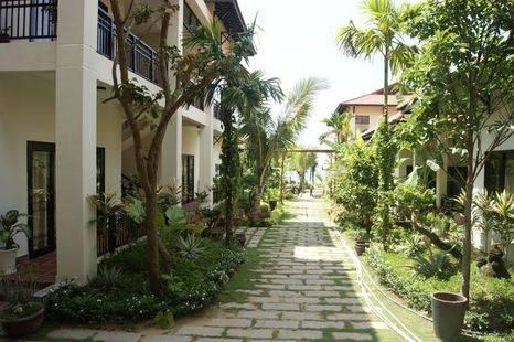 Le Jardin Des Thes (Vuon Tra Resort)