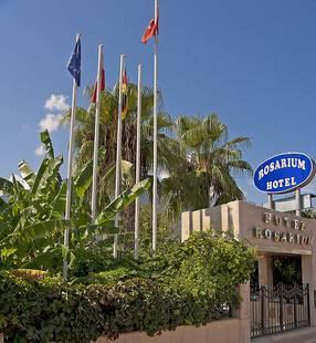 Monk Boutique ( Ex . Rosarium Hotel)