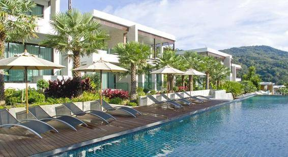 Sea Pearl Villas Resort