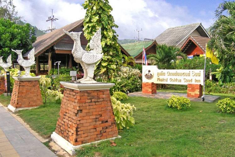 Golden Sand Inn