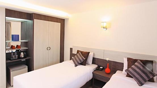 The Zen Hotel Pattaya (Ex. Lee Garden Resort)