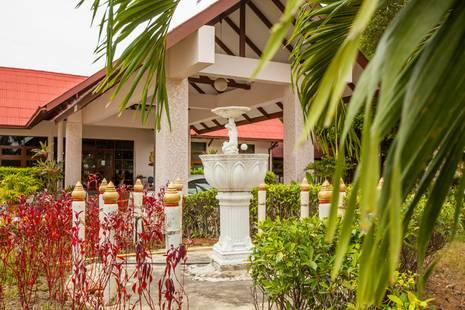 Pacific Jomtien Hotel