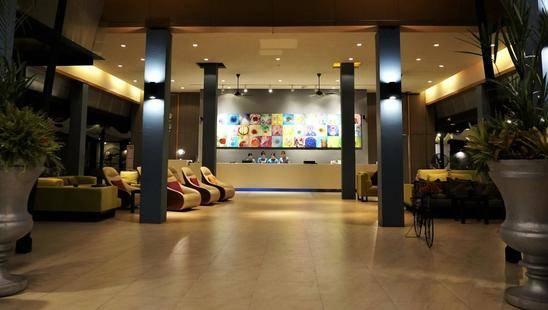 Woraburi Pattaya Resort & Spa (Ex.Woraburi The Ritz)
