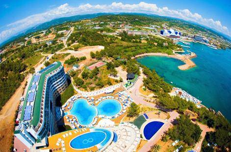Water Planet Deluxe Hotel & Aquapark