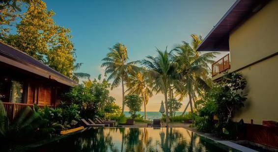 Dhevatara Beach Hotel (Adults Only 12+)