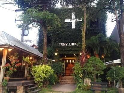 Tony Lodge