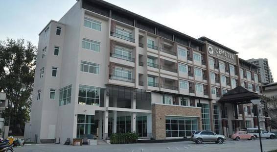 Demeter Residences Suites Bangkok