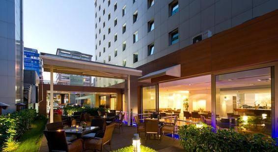 Divan Istanbul City Hotel