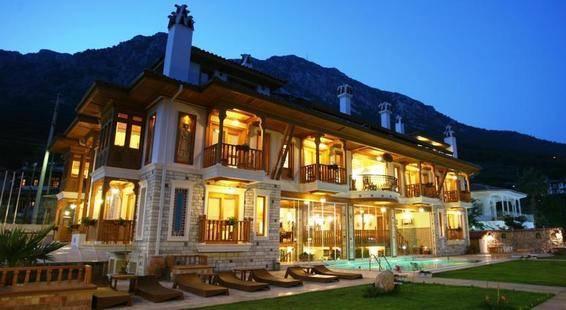 Kerme Ottoman Konak Hotel