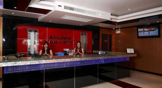 Absolute Bangla Suites Hotel