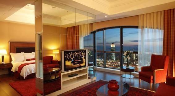 Marriott Istanbul Asia Hotel