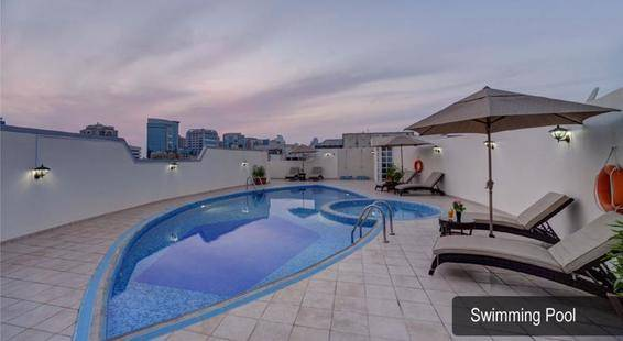 Skyline Deluxe Hotel Apartment