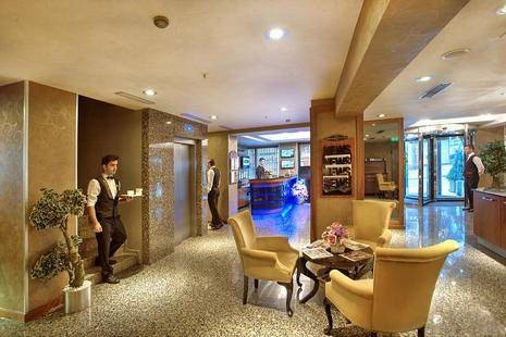 Momento Istanbul Hotel