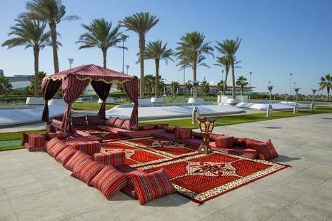 W Abu Dhabi - Yas Island (Ex. Yas Hotel Abu Dhabi)