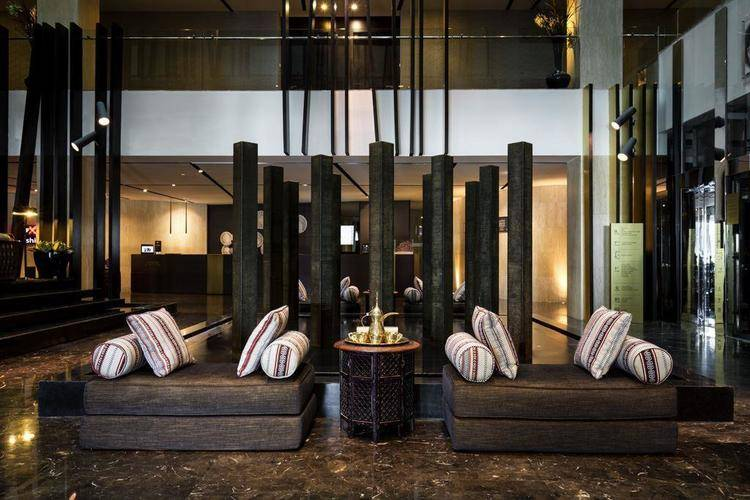 The Canvas Hotel Dubai (Mgallery By Sofitel Melia Dubai)