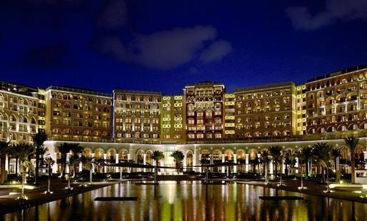 The Ritz Carlton Grand Canal Abu Dhabi