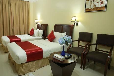 Crown Palace Hotel Ajman